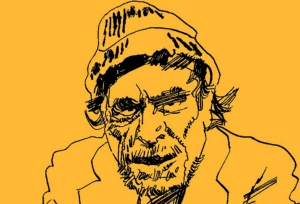 Charles Bukowski Explains How to Beat Depression: Spend 3-4 Days in Bed and You'll Get the Juices Flowing Again (NSFW) |  Open Culture