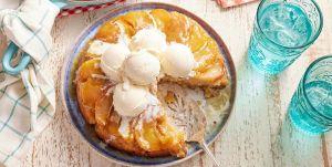 Skillet Apple Cake – How to Make Iron Skillet Apple Cake