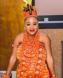 SEE SWEET LOVE!!! THESE AMAZING OUTFITS FOR TRADITIONAL MARRIAGES WILL MAKE YOU MOVE YOUR WEDDING DATE!  edotraditionalwedding wed