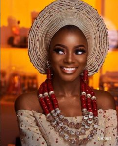 SEE SWEET LOVE!!! THESE AMAZING OUTFITS FOR TRADITIONAL MARRIAGES WILL MAKE YOU MOVE YOUR WEDDING DATE! bellanaijaweddings wedding