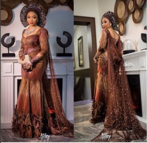 SEE SWEET LOVE!!! THESE AMAZING OUTFITS FOR TRADITIONAL MARRIAGES WILL MAKE YOU MOVE YOUR WEDDING DATE! hausa 300x292