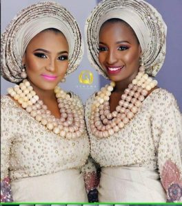 SEE SWEET LOVE!!! THESE AMAZING OUTFITS FOR TRADITIONAL MARRIAGES WILL MAKE YOU MOVE YOUR WEDDING DATE! hausawedding