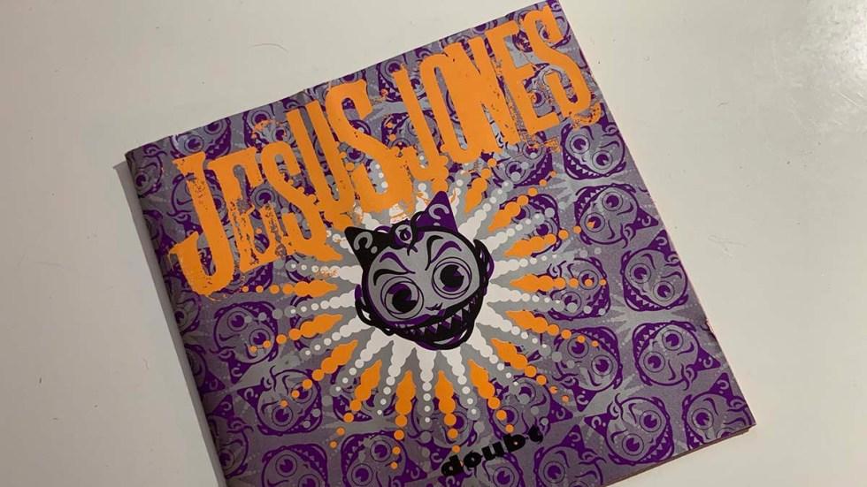 Jesus Jones Doubt album
