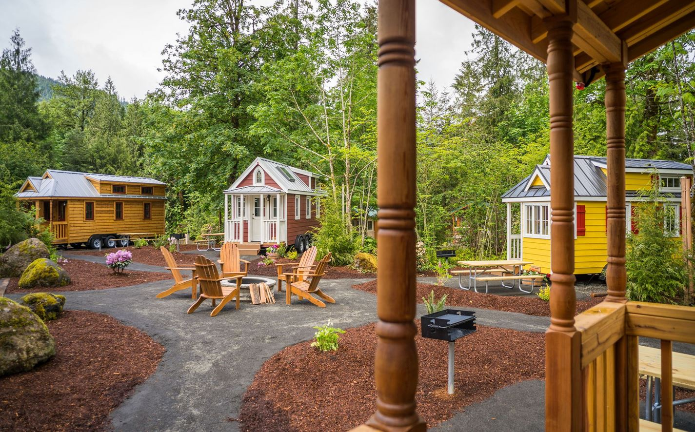 Vacationing in a Tiny House