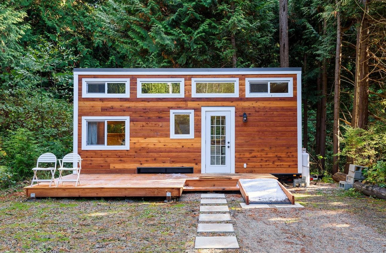 what is the resale value of a tiny house