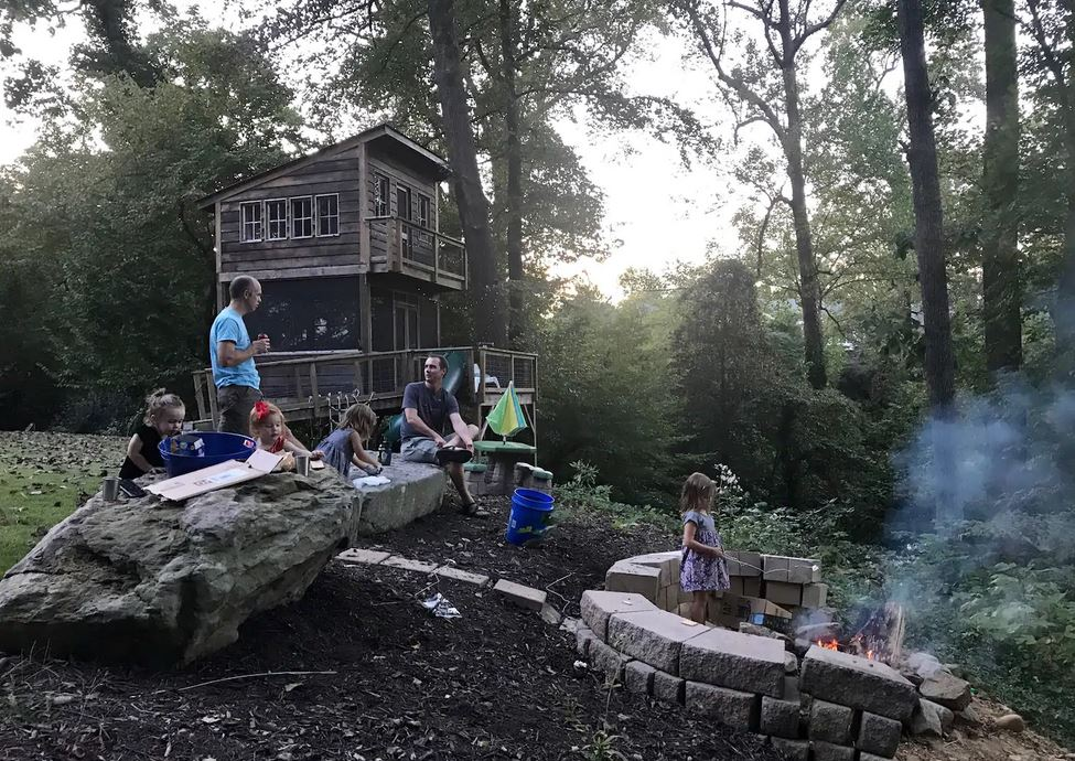 Camping Airbnb Richmond