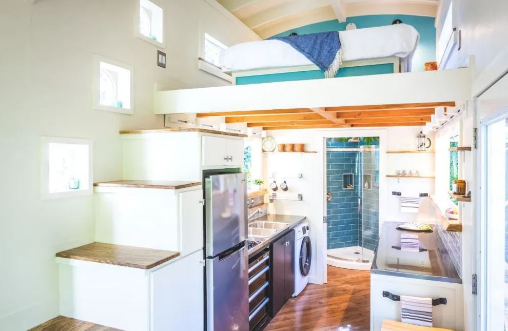 Tiny House refrigerator ideas