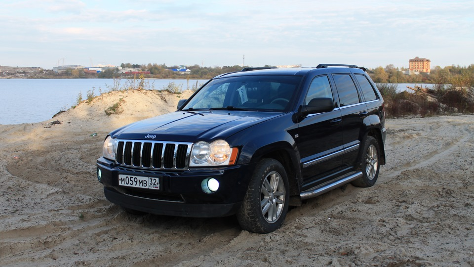 jeep grand cherokee crd wk 2007 2008 diesel news info. Black Bedroom Furniture Sets. Home Design Ideas