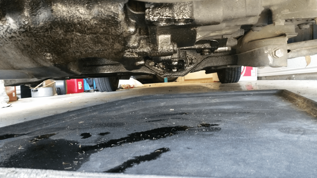 Diesel Engine Oil Leaks – Places to Check – Diesel News