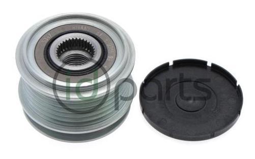 How do Clutched Alternator Pulleys Work – Diesel News, Info