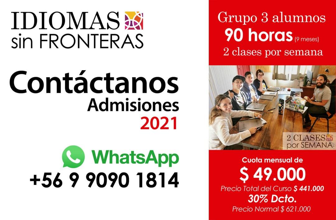 Idiomas Sin Fronteras English School