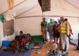 15/1/2015, IDP camp , Adamawa state, North-east Nigeria.