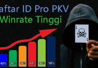 Daftar ID Pro PKV Winrate Tinggi