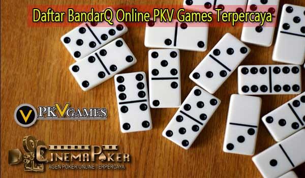 Daftar BandarQ Online PKV Games Terpercaya - Daftar BandarQ Online PKV Games Terpercaya