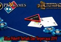 Situs PokerV Terbaik Dan Terpercaya 2019