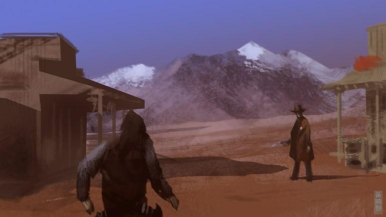 Image result for gunslinger digital