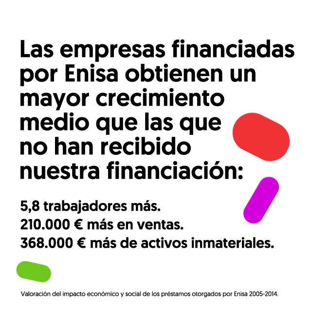 ¡ENISA mejora el crecimiento de las empresas! ☀️