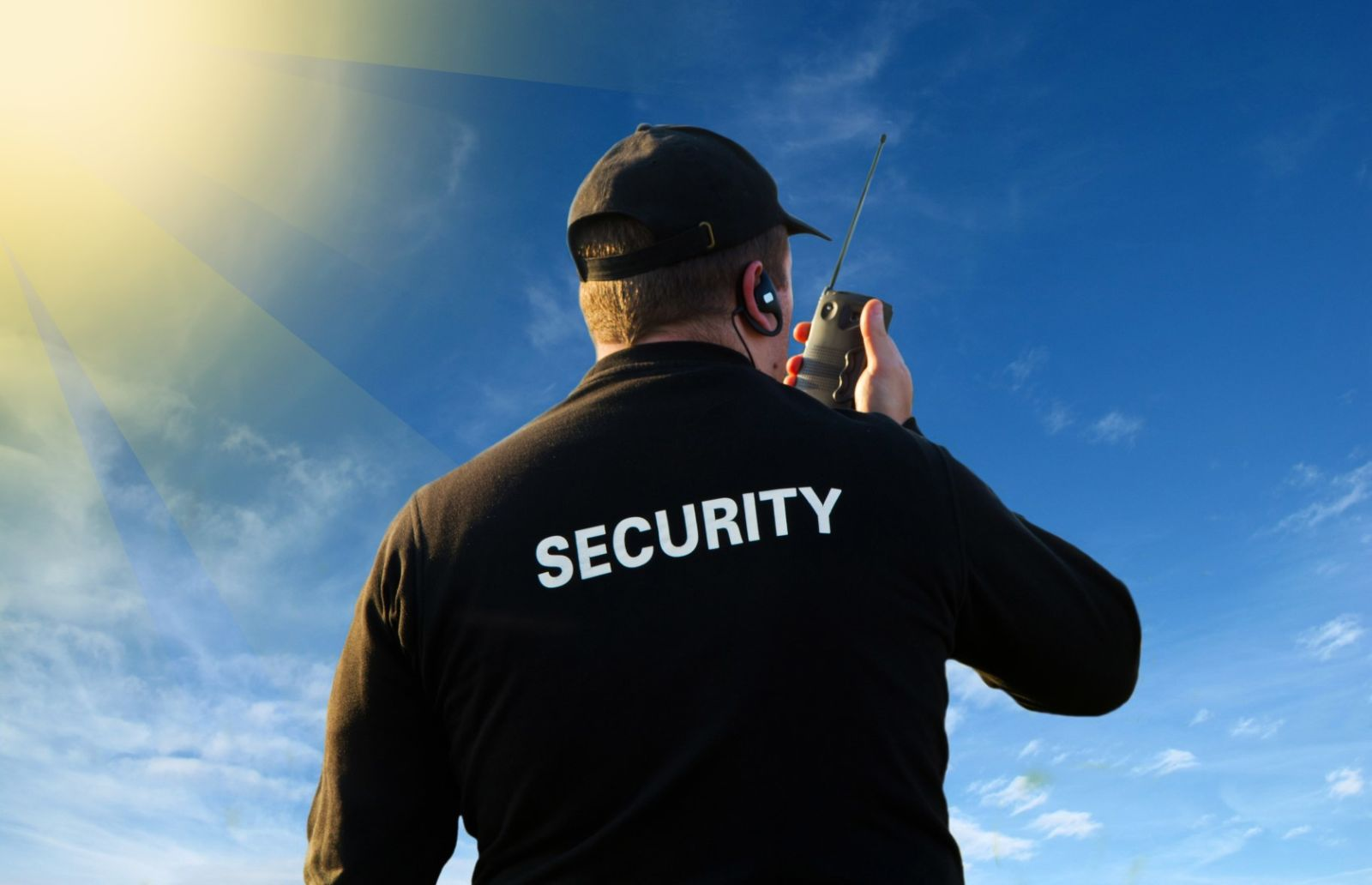 Security Guard Meaning
