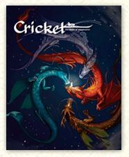 """On Uppermost Winds (Part 1)"" -- Cricket Magazine"