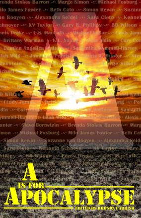 """""""Y is for..."""" -- A is for Apocalypse Anthology"""