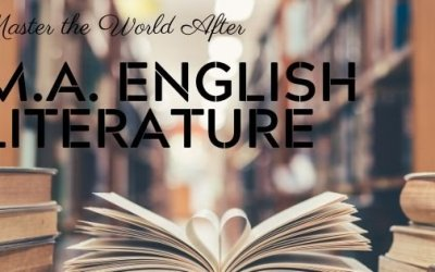 Master the World after an MA in English Literature