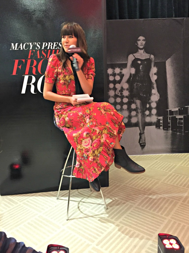 Macys Fashion Front Row