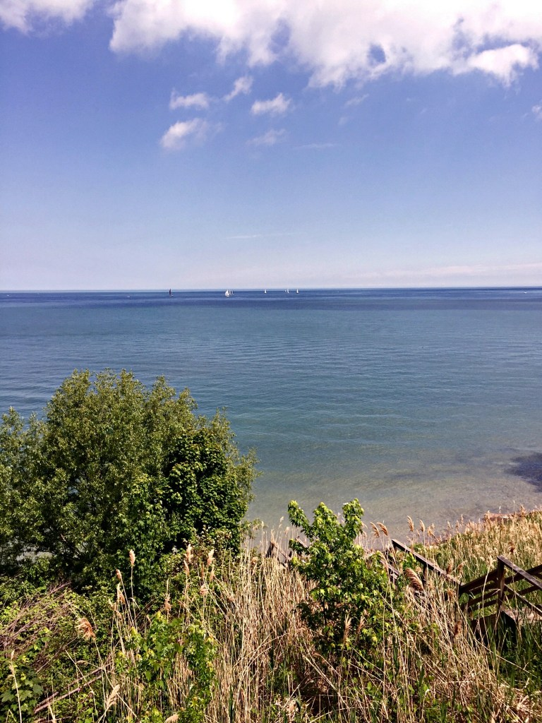 girlfriend's trip to lake erie | i dream in chic