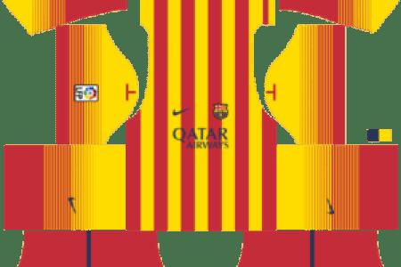 By B Hints    Kits Barcelona Dream League Soccer 2017