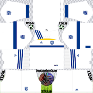 San Jose Earthquakes kit dls 2021 away
