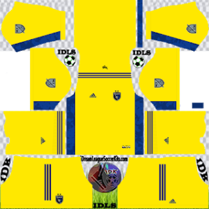 San Jose Earthquakes kit dls 2021 gk home