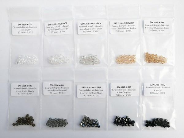 Swarovski kristali