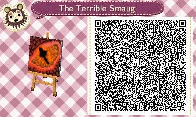 The Hobbit Designs Idril S Animal Crossing New Leaf Qr