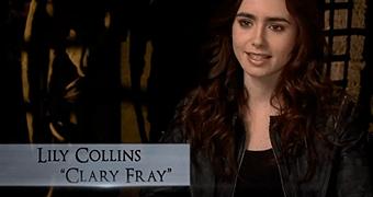 """Clary Fray na lista das """"10 personagens de fantasia urbana mais fortes"""" da SciFiNow"""
