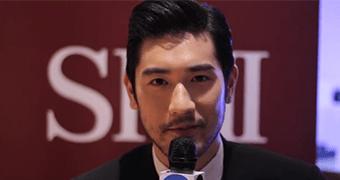 """[VÍDEO LEGENDADO] Godfrey Gao cita """"Os Instrumentos Mortais"""" em seu Top 3 Melhores Coisas de 2013"""