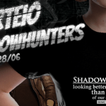 "Promoção Idris BR + Holics camisa ""Shadowhunters looking better in black""!"