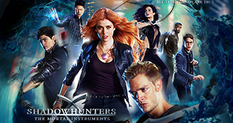 Festa virtual de lançamento do Freeform com o elenco de Shadowhunters!