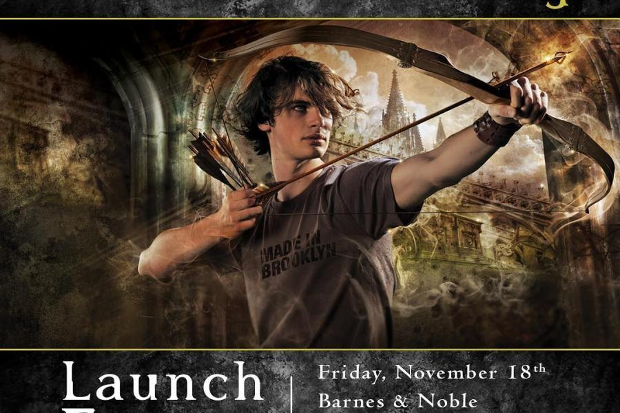 "[ATUALIZADO #3] Evento de lançamento de ""Tales from the Shadowhunter Academy"" com Alberto Rosende e capa de ""Lord of Shadows""!"