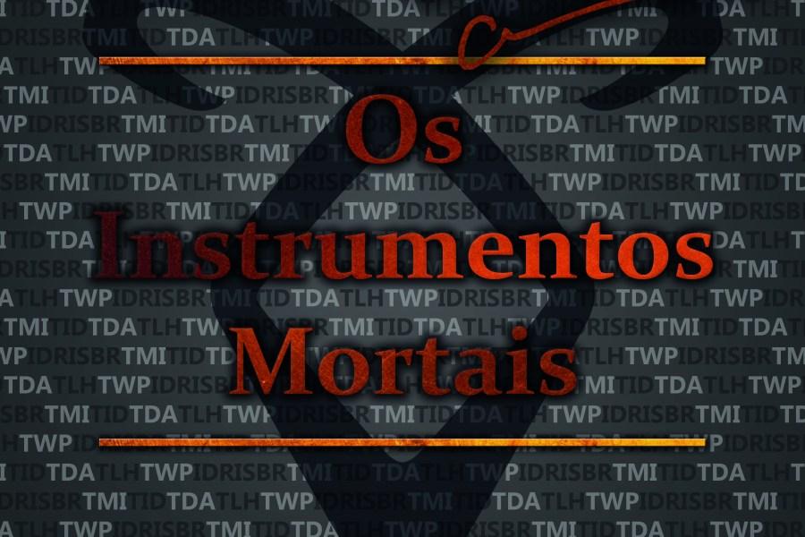 """Galera record divulga capa da terceira edição especial de """"Os Instrumentos Mortais"""""""
