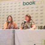 Informações dadas por Cassie Clare em seu painel na #BookCon 2017!