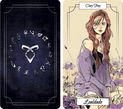 """[EXCLUSIVO] Cassandra Clare libera sneak peek de cards que virão com versão nacional de """"Senhor das Sombras""""!"""
