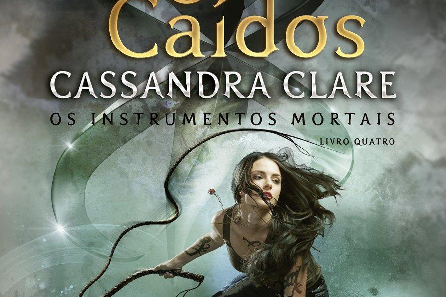 Novas capas nacionais para os 3 últimos livros dos Instrumentos Mortais!