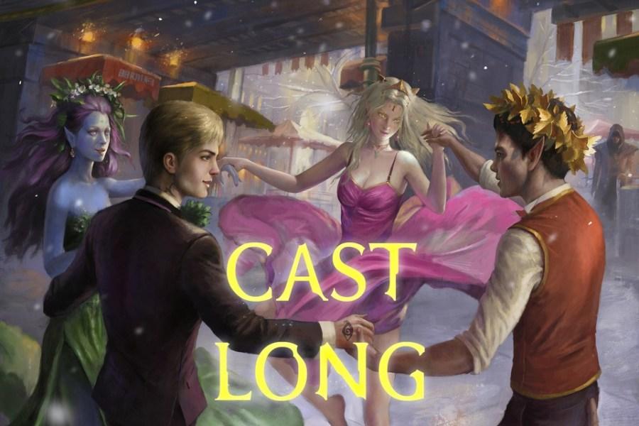 """Cassie responde mais perguntas com SPOILERS sobre """"Cast Long Shadows""""!"""