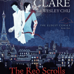 "Revelada a capa de ""The Red Scrolls of Magic"""