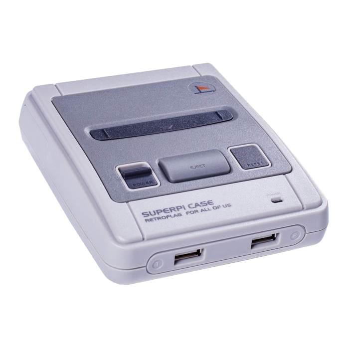 [NEWS] Un nouveau boîtier rétro Super Nintendo Fr eu pour votre carte raspberry pi 3 B+