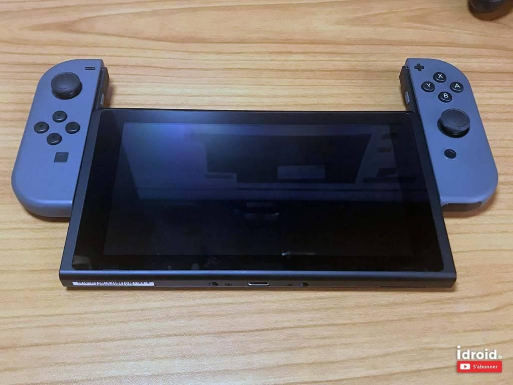 Review Switch Nintendo Une Console Salon Pour La Famille Transportable