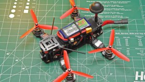 Racing quad 250mm