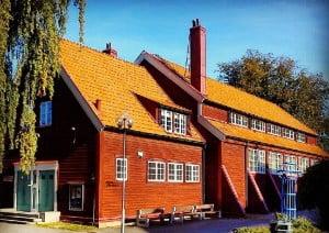 Gymnastikhall i Kalmar