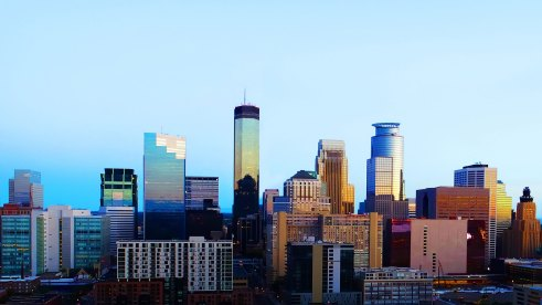 Centerpiece of the Minneapolis Skyline