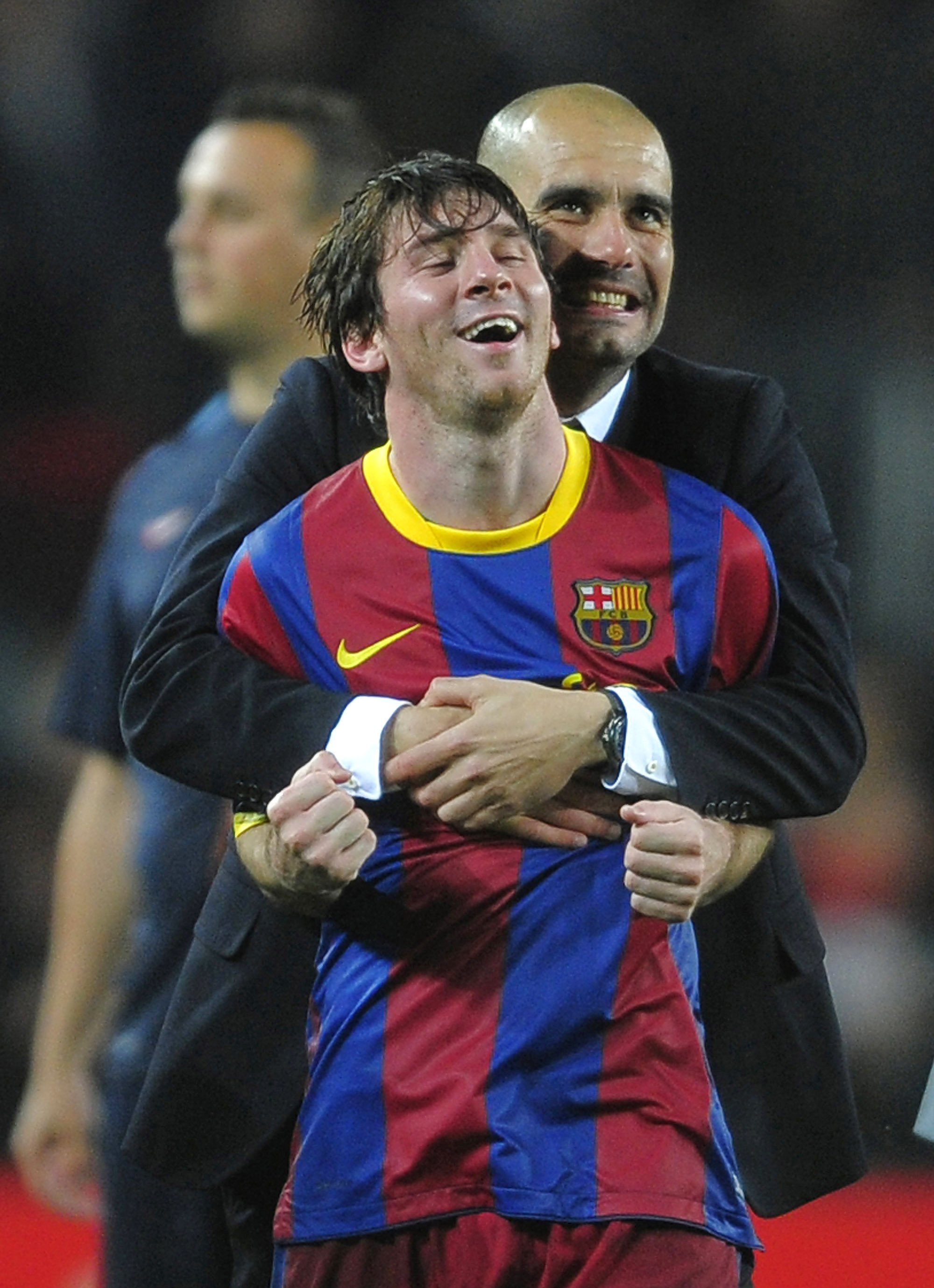 No reunion: Messi should retire in Barcelona, Guardiola says | Daily Sabah