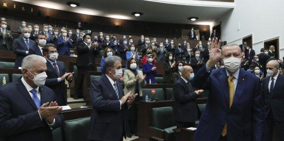 Η πανδημία περιορίζει τα προγράμματα, τις επισκέψεις του Ερντογάν κατά τη διάρκεια του 2020
